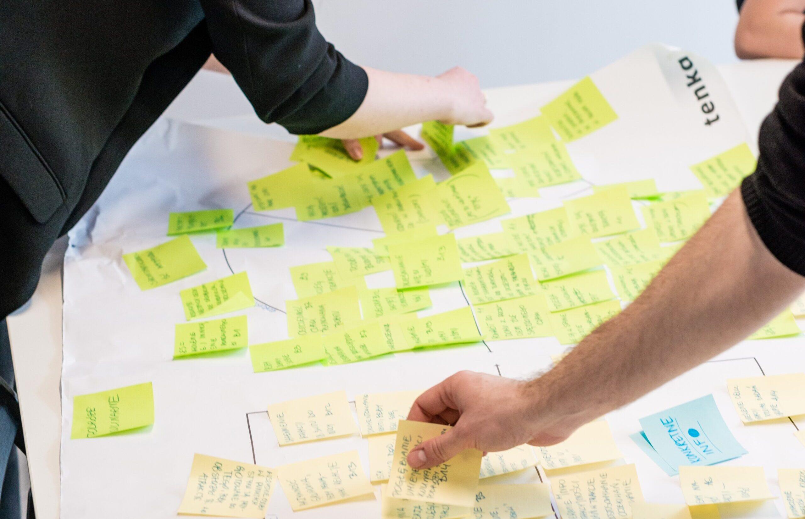 projektowanie usług